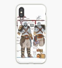 Character: Grog iPhone Case