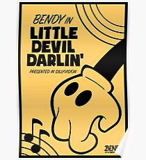 BATIM™ Little Devil Darlin' Poster