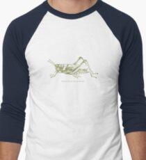 WAX ON, WAX OFF Men's Baseball ¾ T-Shirt