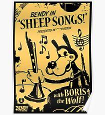BATIM™ Sheep Songs Poster