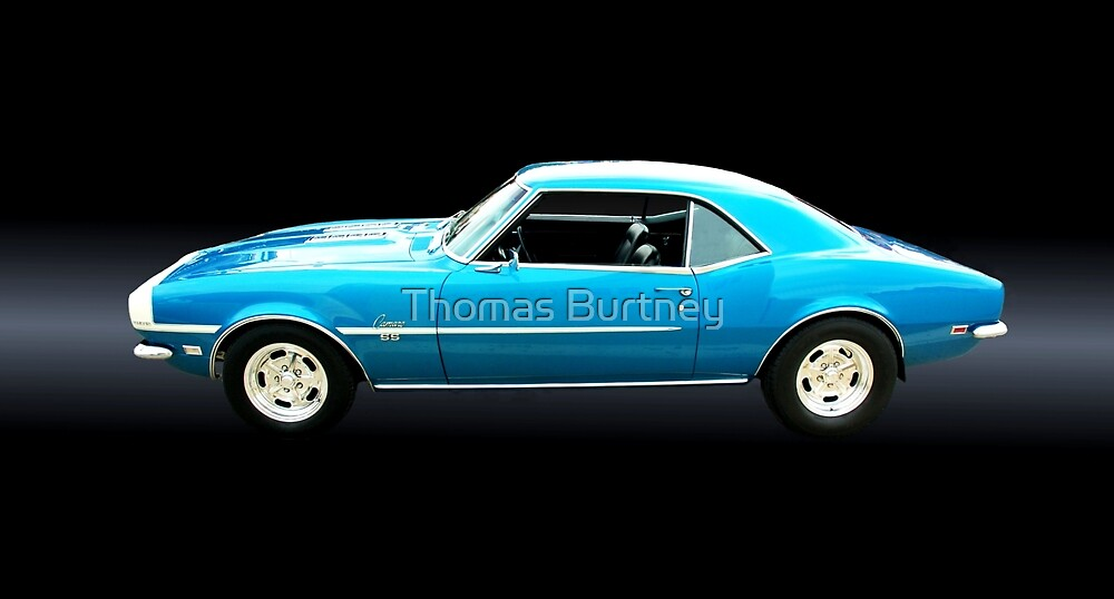 1968 Chevy Camaro SS by Thomas Burtney