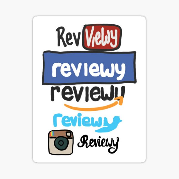 Reviewy Sticker