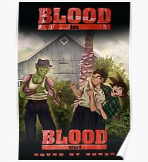 Dragon Ball: Blood In Blood Out Poster