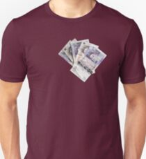 Hard cash Unisex T-Shirt