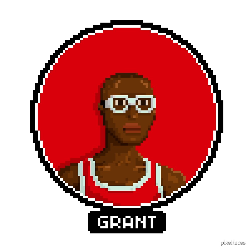 Horace by pixelfaces