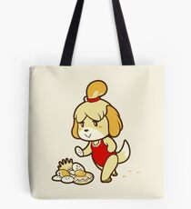 Isabelle's Day Off Tote Bag