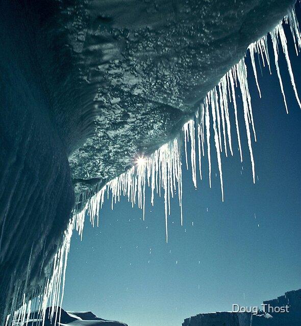 Iceberg Icicles by Doug Thost