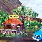 OKO' S NUTS by WhiteDove Studio kj gordon