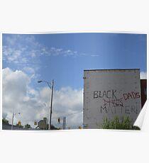 Black Dads Matter Poster