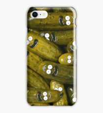 Rick and Morty - We're Pickle Ricks! iPhone Case/Skin