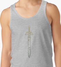 Master Sword - Gradient Tank Top