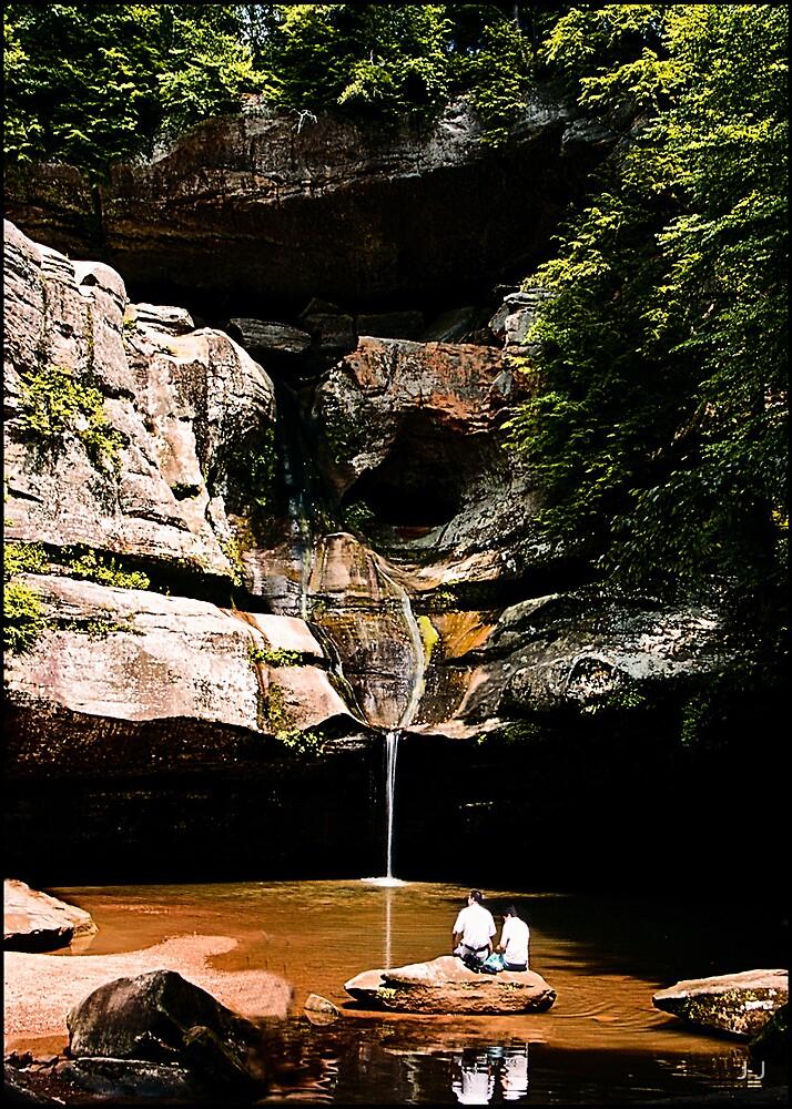 Cedar Falls by J J