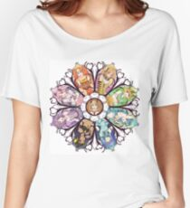 Eevee Evolution Noveau Women's Relaxed Fit T-Shirt