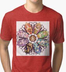 Eevee Evolution Noveau Tri-blend T-Shirt