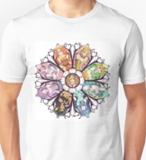 Eevee Evolution Noveau Unisex T-Shirt