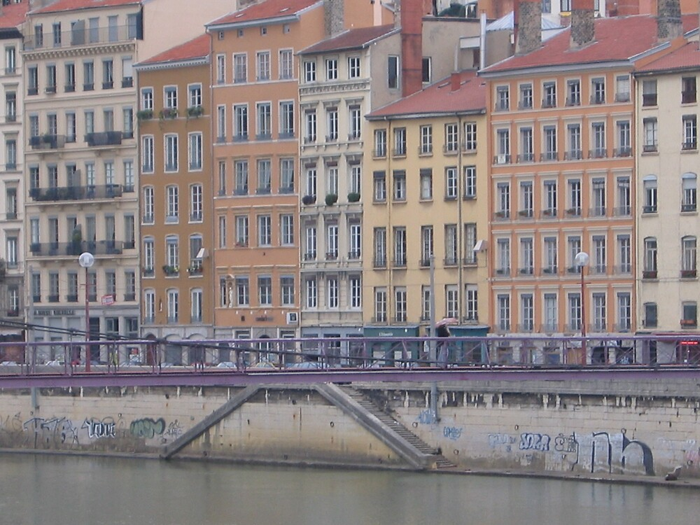 Lyon,France,August 05 by Peter Rowley