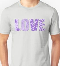 Four Letter Word (Love) T-Shirt