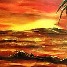 Red Hot by WhiteDove Studio kj gordon