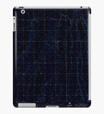 USGS TOPO Map Colorado CO Sunnydale 402120 1949 24000 Inverted iPad Case/Skin