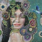 Twilight Garden by Alma Lee