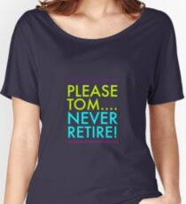 Patriots - Tom Brady Women's Relaxed Fit T-Shirt
