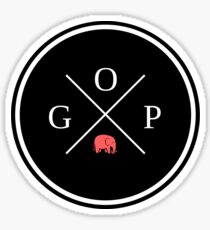 GOP Sticker