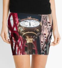 Old Time Mini Skirt