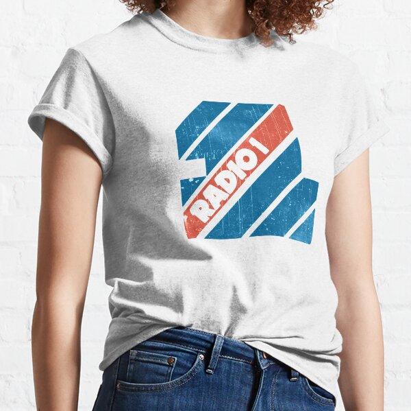 BBC Radio 1 - 60's/70's Logo (Vintage Edition) Classic T-Shirt