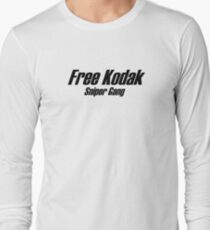 FREE KODAK BLACK - Sniper Gang Long Sleeve T-Shirt
