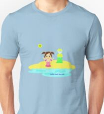 Cathy and the Cat - Fresh Water Unisex T-Shirt