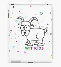 Wit Kids! iPad Case/Skin