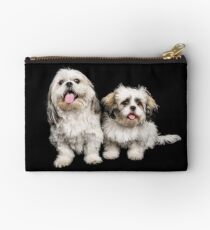 Timmy and Biscuit Studio Pouch