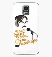 "Toast of London - ""I can hear you, Clem Fandango"" Case/Skin for Samsung Galaxy"