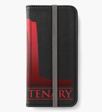 Vimy Centenary Fade to Black iPhone Wallet/Case/Skin