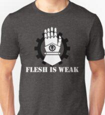 Flesh is Weak Unisex T-Shirt