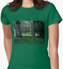 Wooded Area, West Park, South Shields T-Shirt