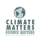 Climate Matters - Science Matters by jitterfly