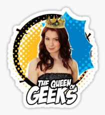 Felicia Day Sticker