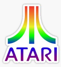 Atari - Logo Sticker