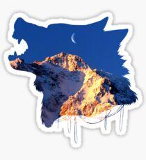 Frost Bite Sticker
