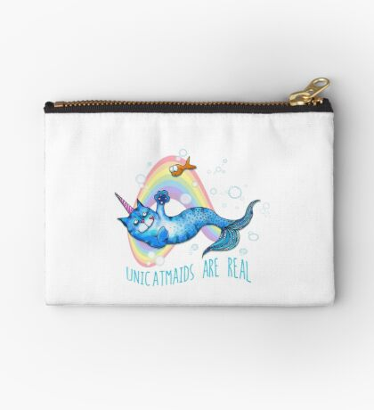 Unicatmaids are real Studio Pouch