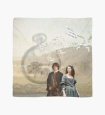 Outlander\ Jamie and Claire Fraser Scarf