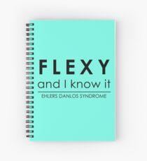 Flexy EDS Spiral Notebook
