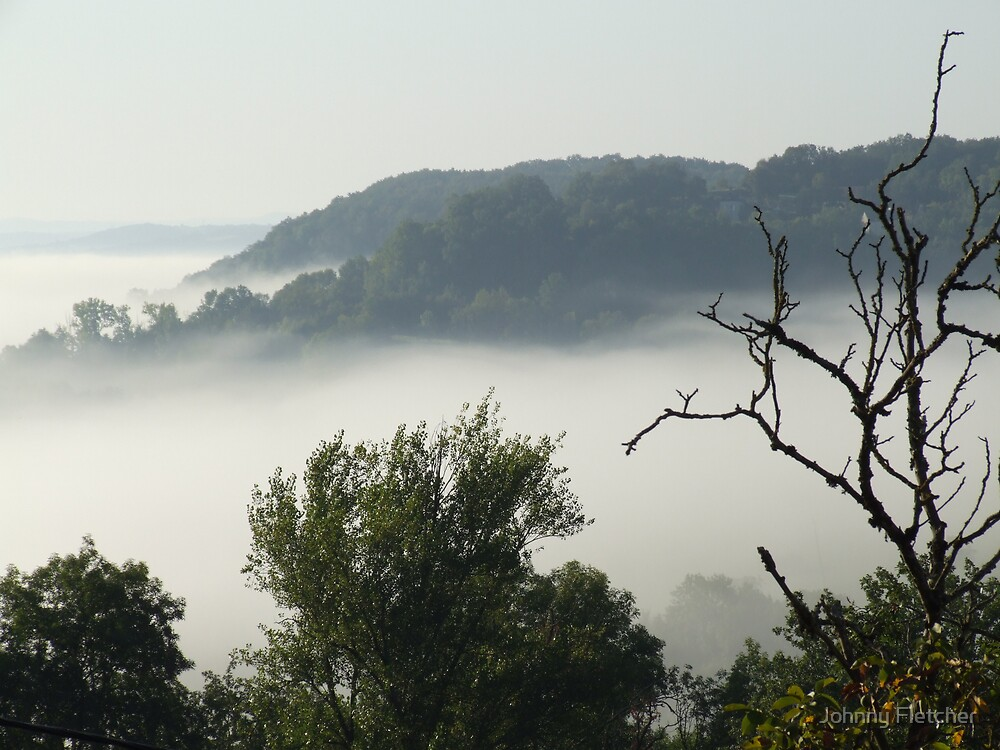 Seasons of mists and mellow fruitfulness by Johnny Fletcher