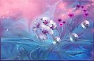 Do Bubbles and Flowers Go Together, Dedicated to Shar-Autumnwind by Sherri Palm Springs  Nicholas