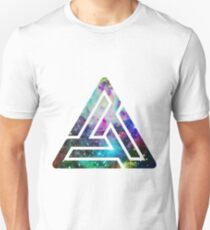 Chris Brown Black Pyramid Unisex T-Shirt