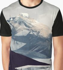 Calming Mountain Graphic T-Shirt