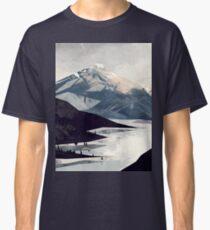 Calming Mountain Classic T-Shirt