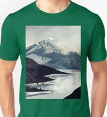 Calming Mountain Unisex T-Shirt