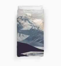 Calming Mountain Duvet Cover
